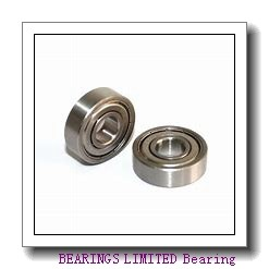 BEARINGS LIMITED PA204A Bearings