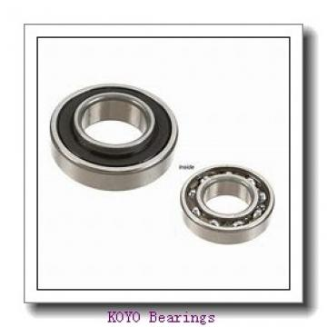 KOYO 33880/33822 tapered roller bearings