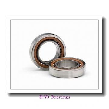 KOYO 6209-2RS deep groove ball bearings