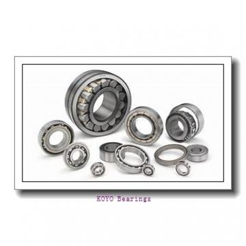 KOYO NUP417 cylindrical roller bearings