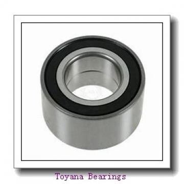 Toyana CX638 wheel bearings