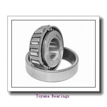 Toyana 627ZZ deep groove ball bearings