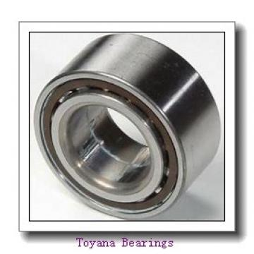 Toyana 36691/36620 tapered roller bearings