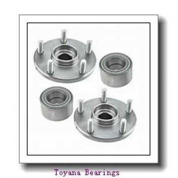 Toyana 61819 ZZ deep groove ball bearings