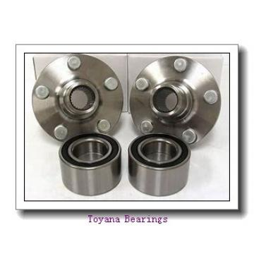 Toyana 33207 A tapered roller bearings