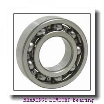 BEARINGS LIMITED 6207K ZZ Bearings