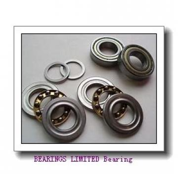 BEARINGS LIMITED PFT206 Bearings