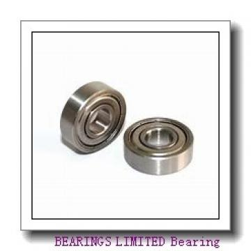 BEARINGS LIMITED NATR8 PPX Bearings